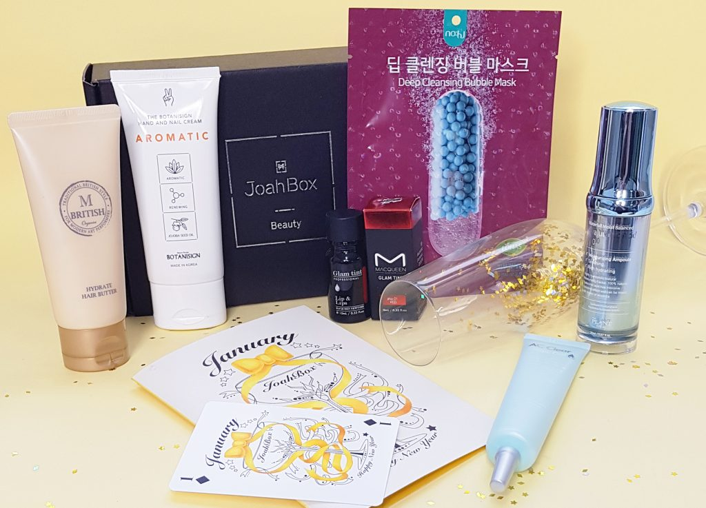 Korean Skincare box