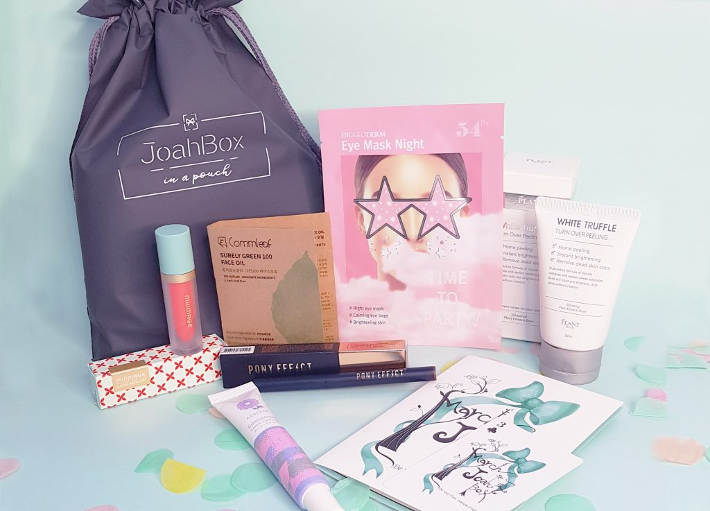 Korean Skincare Box JoahBox