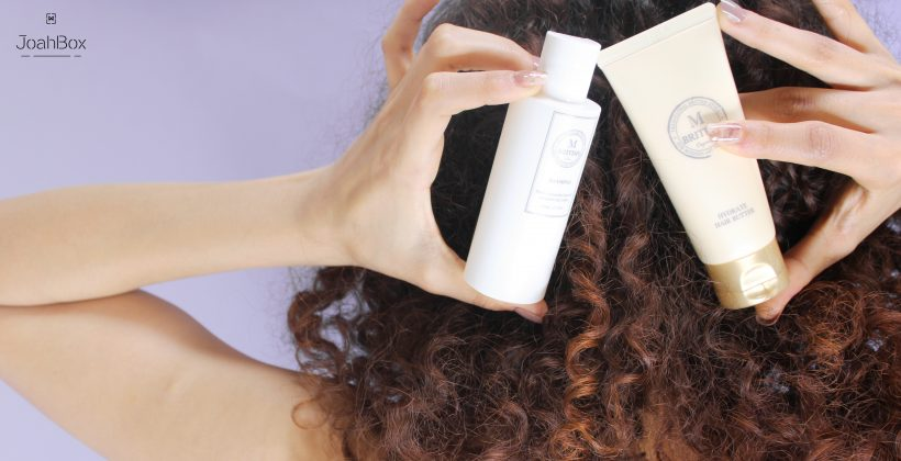 10 habits for a healthy scalp joahbox product
