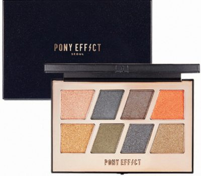 Pony effect eye master palette