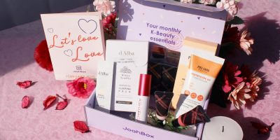 February 2020 JoahBox Unboxing