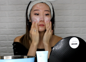 Basics Cleansing korean perfect way