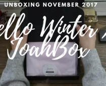 Korean Subscription Box November 2017