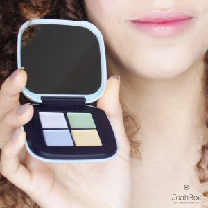 JoahBox unboxing february face tone cealer