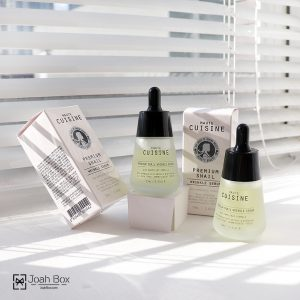 JoahBox beauty box Korean Skincare