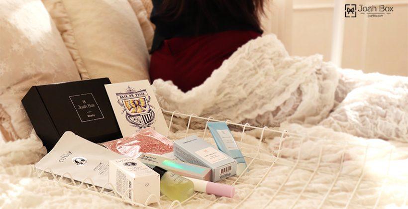 JoahBox beauty box Korean Skincare September