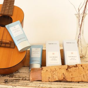 JoahBox beauty box Korean Skincare sunscreen