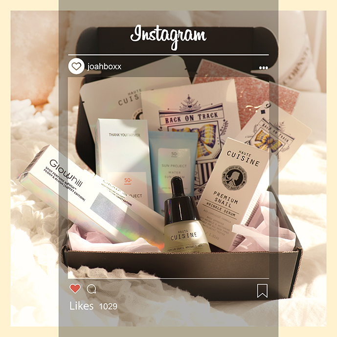 Korean Beauty Box Review