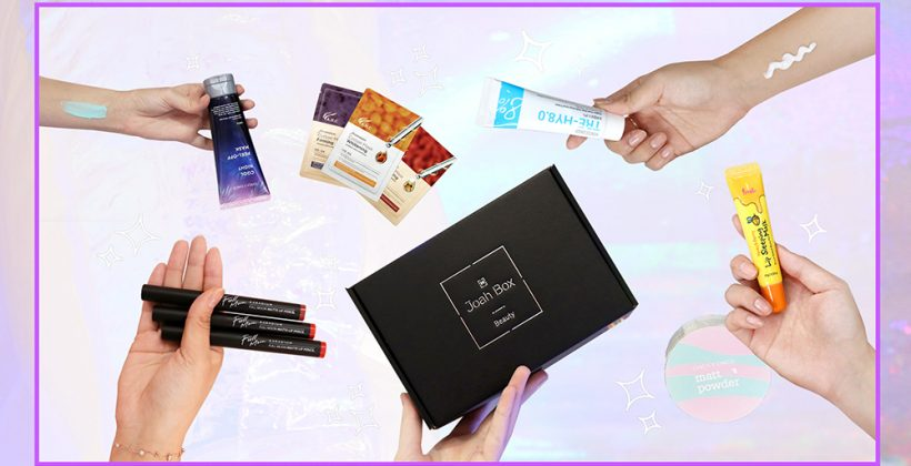Korean Beauty Box JoahBox