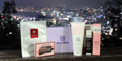 November Joahbox 2019 Unboxing