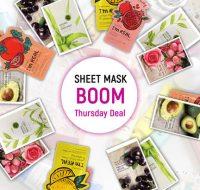 Korean Masks Thursday Deal