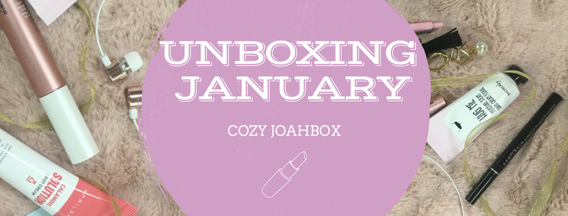 Korean Unboxing January Cosmetics Subscription Box