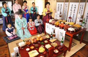 what is chuseok holiday-food-ceremony