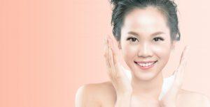 k-makeup look-skin