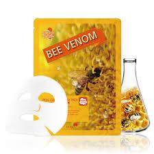 Bee Venom Korean Face Masks