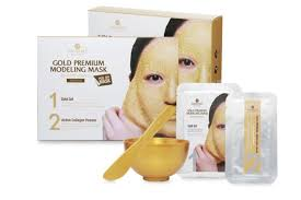 Korean face masks Golden Mask