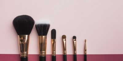how to clean your brush properly