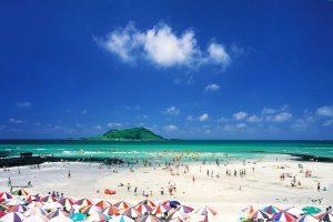 travel destination in Korea- beach