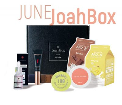 Korean Beauty Products - JoahBox Previous Box : June