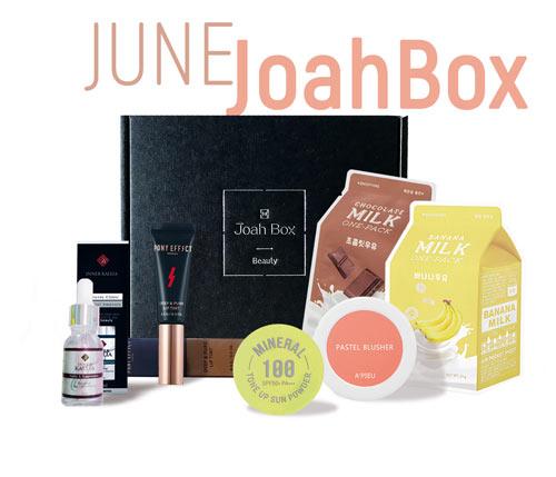 June JoahBox - Korean Beauty Subscription Box