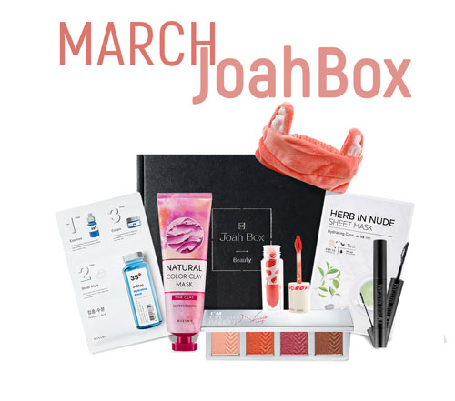 March JoahBox